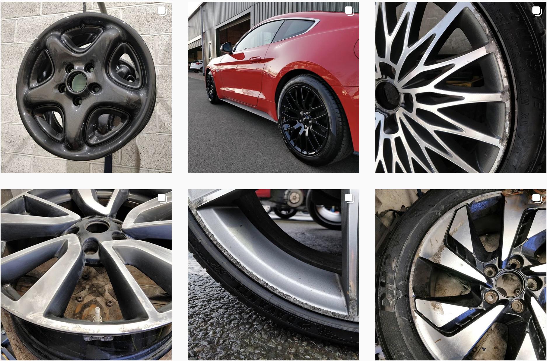 DA Techs what is an alloy wheel? Manchester