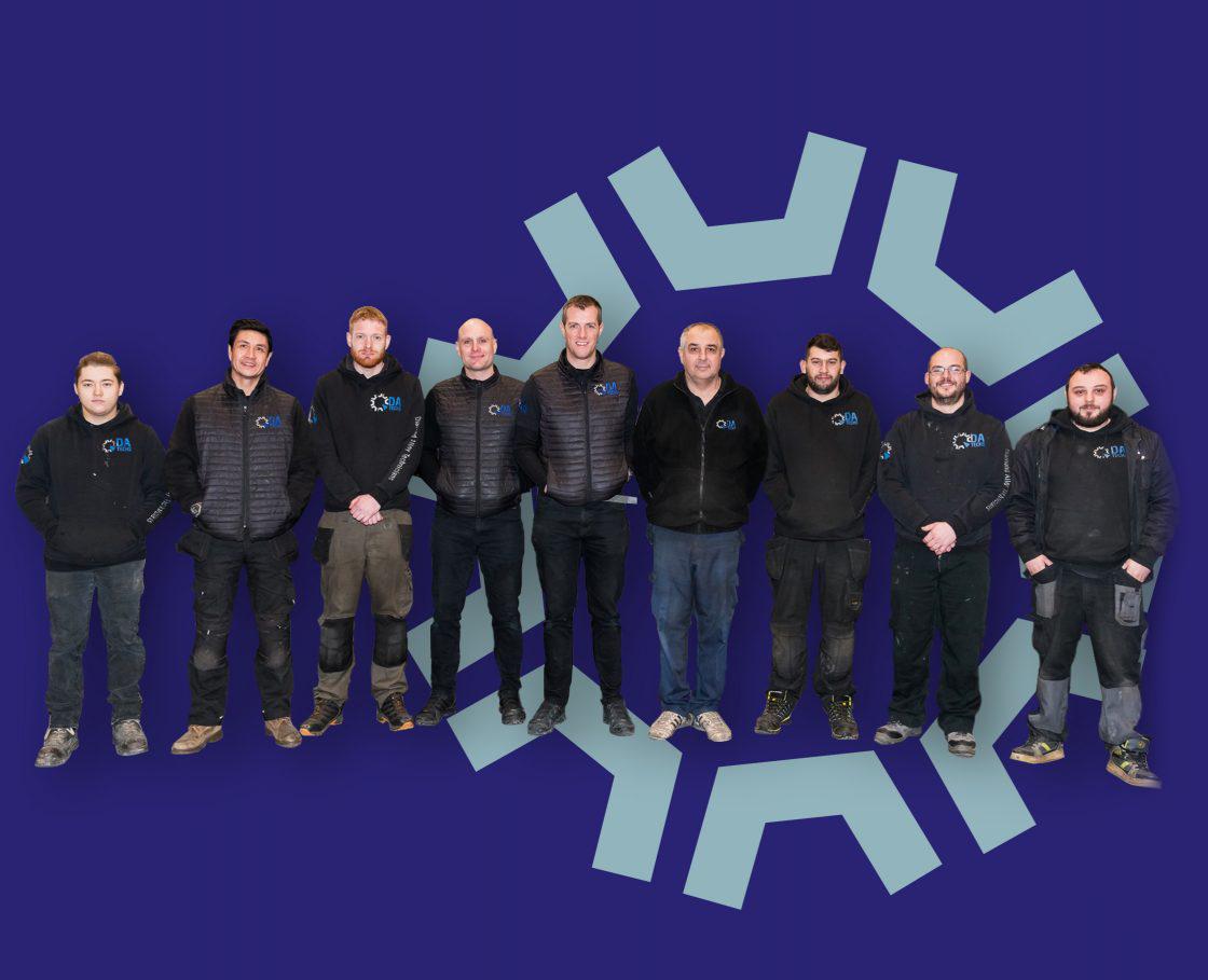 The datechs team