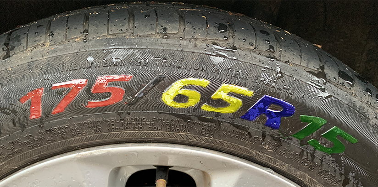 Tyre Spec