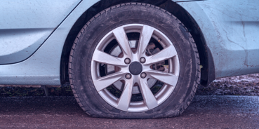 Under Inflated tyre (1)