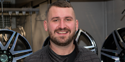 Andy Wren - Bodyshop Manager